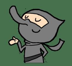 Ninja sticker #451717