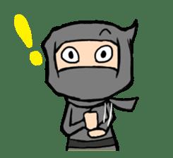 Ninja sticker #451719