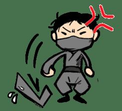 Ninja sticker #451720