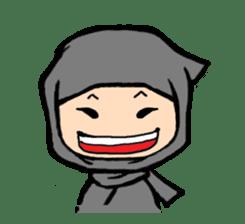 Ninja sticker #451729