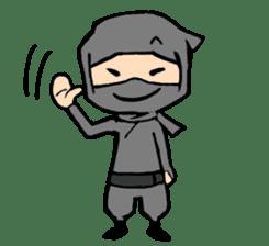 Ninja sticker #451735