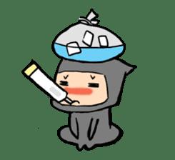 Ninja sticker #451741
