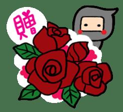 Ninja sticker #451744
