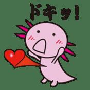 axolotl sticker #451905