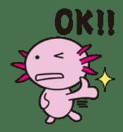 axolotl sticker #451907