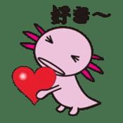 axolotl sticker #451910