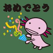 axolotl sticker #451938