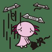 axolotl sticker #451939