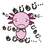 axolotl sticker #451942