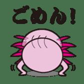 axolotl sticker #451943