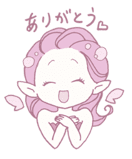 fairy talking sticker #452745