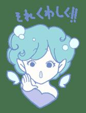fairy talking sticker #452756