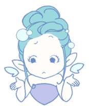 fairy talking sticker #452759