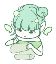 fairy talking sticker #452769