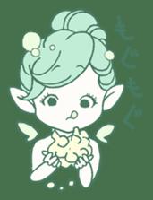 fairy talking sticker #452772