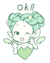 fairy talking sticker #452775
