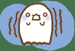 My ghost sticker #453671