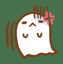 My ghost sticker #453700