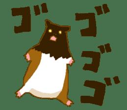 Guinea pig sticker #453901