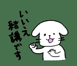 Monomousu sticker #453974