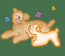 Fukuchan's friends sticker #454305