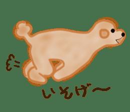 Fukuchan's friends sticker #454309