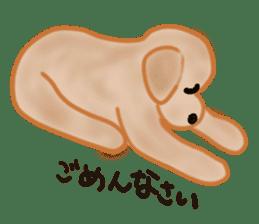 Fukuchan's friends sticker #454310