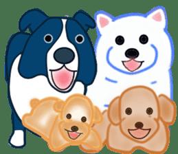 Fukuchan's friends sticker #454313