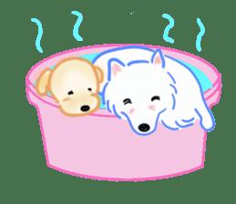 Fukuchan's friends sticker #454314