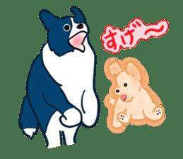 Fukuchan's friends sticker #454329