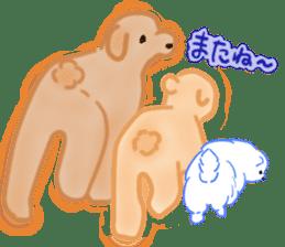 Fukuchan's friends sticker #454336