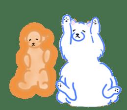 Fukuchan's friends sticker #454337