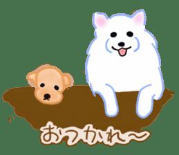 Fukuchan's friends sticker #454338