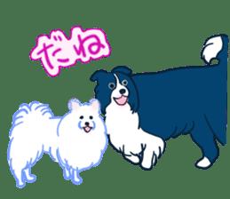 Fukuchan's friends sticker #454342