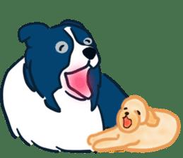 Fukuchan's friends sticker #454343