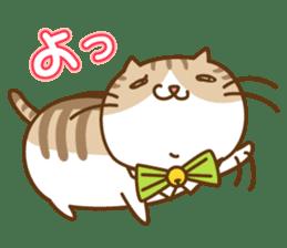 Chubby'n Fatty but Cutie Cat! sticker #455066