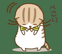 Chubby'n Fatty but Cutie Cat! sticker #455068