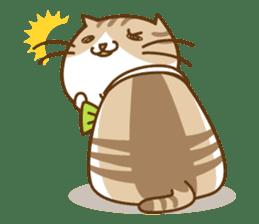 Chubby'n Fatty but Cutie Cat! sticker #455070