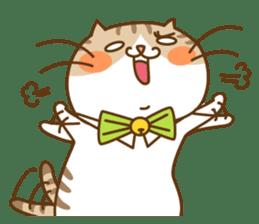 Chubby'n Fatty but Cutie Cat! sticker #455077