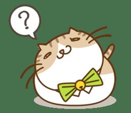 Chubby'n Fatty but Cutie Cat! sticker #455078
