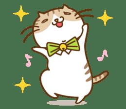 Chubby'n Fatty but Cutie Cat! sticker #455079