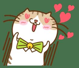 Chubby'n Fatty but Cutie Cat! sticker #455080