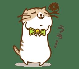 Chubby'n Fatty but Cutie Cat! sticker #455081