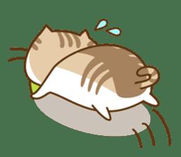 Chubby'n Fatty but Cutie Cat! sticker #455090