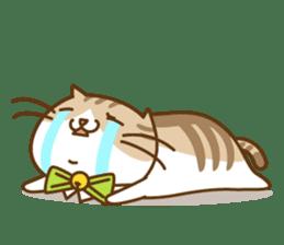 Chubby'n Fatty but Cutie Cat! sticker #455093