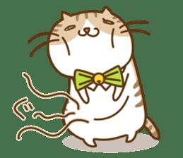 Chubby'n Fatty but Cutie Cat! sticker #455097