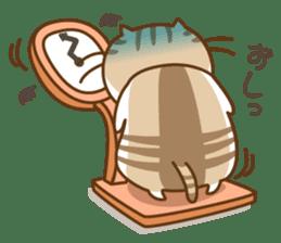 Chubby'n Fatty but Cutie Cat! sticker #455101