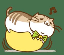 Chubby'n Fatty but Cutie Cat! sticker #455103