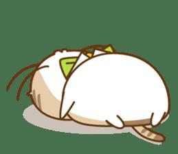 Chubby'n Fatty but Cutie Cat! sticker #455104