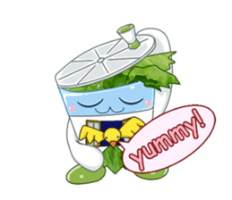 Salad spinner sticker #456004